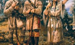 Facts about Sacagawea