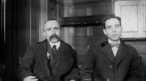 Sacco and Vanzetti Pictures