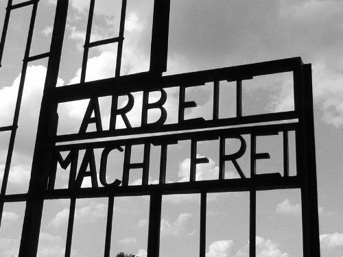 Sachsenhausen Concentration Camp Pic