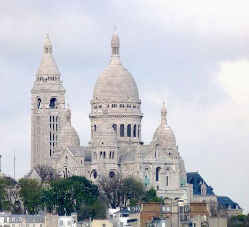 Sacre Coeur Pic