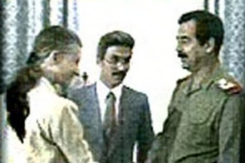 Saddam Hussein Picture