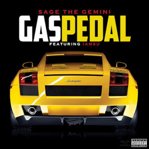 Sage the Gemini Gas Pedal