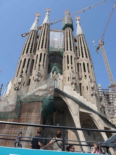 Sagrada Familia Pictures