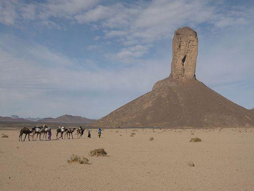 the Sahara Desert Facts